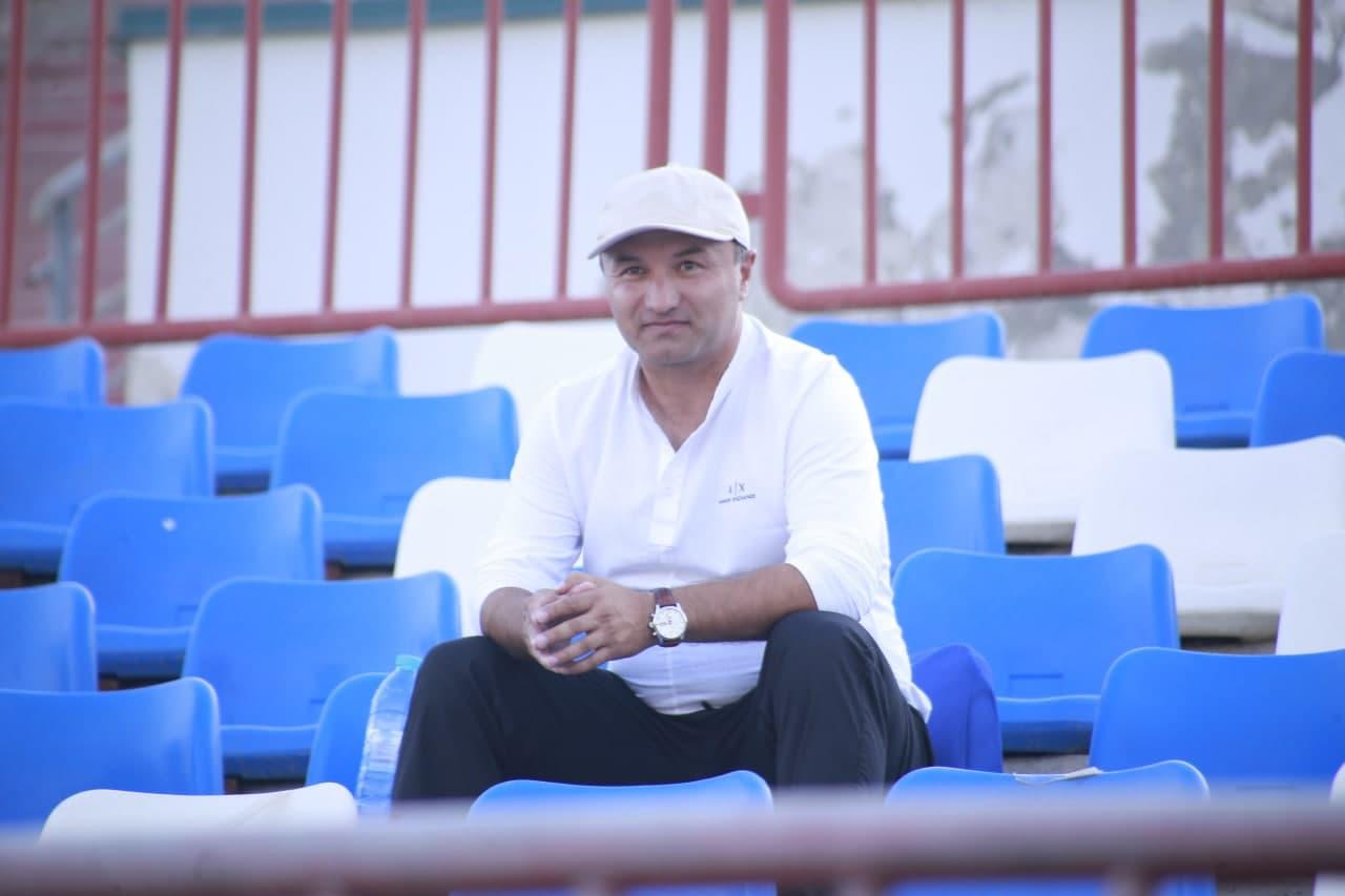 Рашид Ғофуров: «Жон бериб ўйнаш керак»